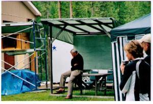 DHRS #1999 Allan Markin in a Pensive Pose